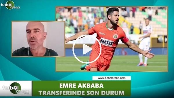 """Ercan Yıldırım: """"Emre Akbaba'nın Galatasaray'a gitme isteği geçerli oldu"""""""