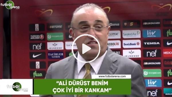 """Abdurrahim Albayrak: """"Ali Dürüst benim çok iyi kankam"""""""