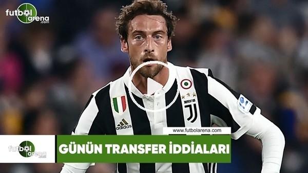 Günün transfer iddiaları (18 Ağustos 2018)