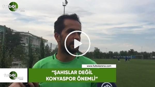 """Ali Turan: """"Şahıslar değil Konyaspor önemli"""""""