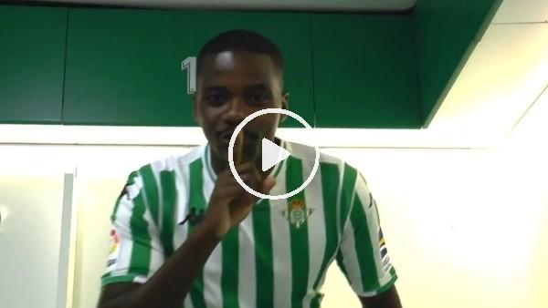 'Real Betis, Sidnei transferini böyle duyurdu