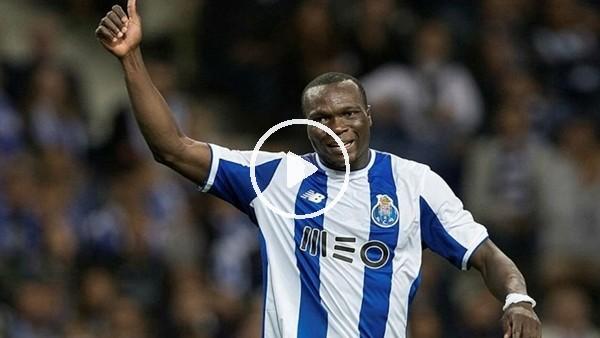 'Aboubakar'dan 20 dakikada 2 gol