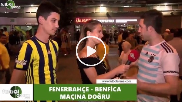 'Fenerbahçeli taraftarlar, FutbolArena TV canlı yayınında görüşlerini bildirdi.