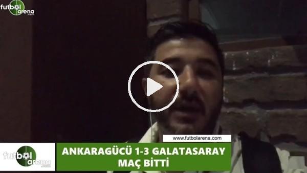 Galatasaray, Ankaragücü karşısında nasıl oynadı?