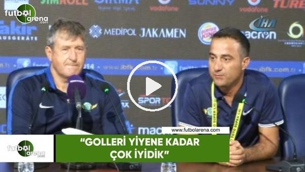 """'Safet Susic: """"Golleri yiyene kadar çok iyidik"""""""