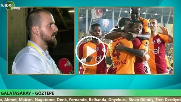 FutbolArena TV'de Galatasaray - Göztepe maçına doğru