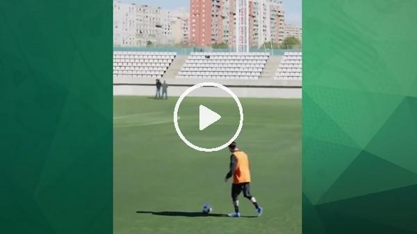 'Messi yine yaptı yapacağını...