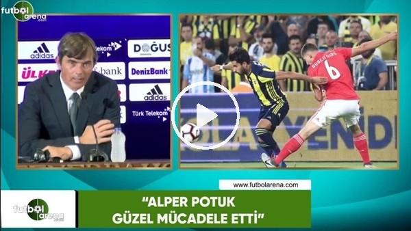 """'Phillip Cocu: """"Alper Potuk güzel mücadele etti"""""""