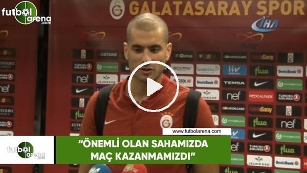 """Eren Derdiyok: """"Önemli olan sahamızda maçı kazanmamızdı"""""""