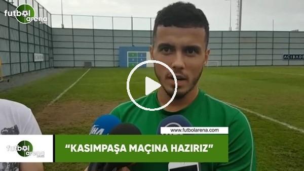 """Mustafa Saymak: """"Kasımpaşa maçına hazırız"""""""