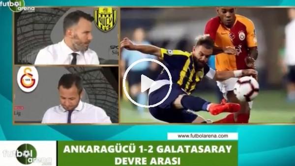 Ankaragücü - Galatasaray | Devre Arası Yayını
