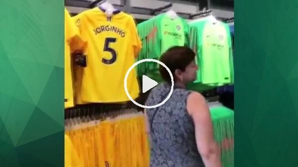 Jorginho'nun annesi gözyaşlarını tutamadı...