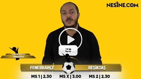 'Senih Yurga, Fenerbahçe - Beşiktaş derbisi için tahminini yaptı