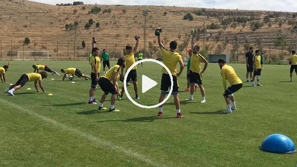 Yeni Mlatyaspor'da Çaykur Rizespor maçı hazırlıkları