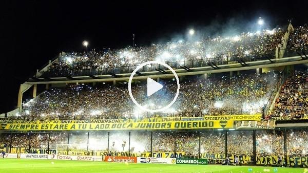 'Boca Juniors - River Plate derbisi öncesi muhteşem görüntüler