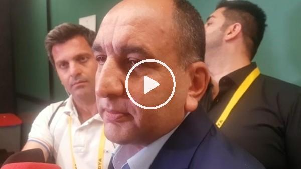 """'Semih Özsoy: """"Fenerbahçe taraftarı hiçbir maçta küfür etmeyecek"""""""