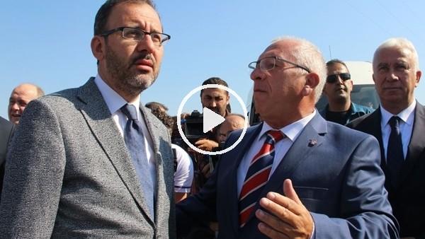 'Bakan Mehmet Kasapoğlu'ndan Altınordu'ya ziyaret