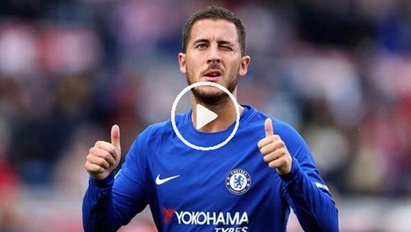 """'Eden Hazard: """"40 gol atarım inşallah"""""""