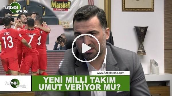 Yeni Milli Takım umut veriyor mu? Hakan Ünsal, FutbolArena'ya yorumadı...