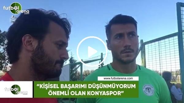"""'Adis Jahovic: """"Kişisel başarımı düşünmüyorum, önemli olan Konyaspor"""""""