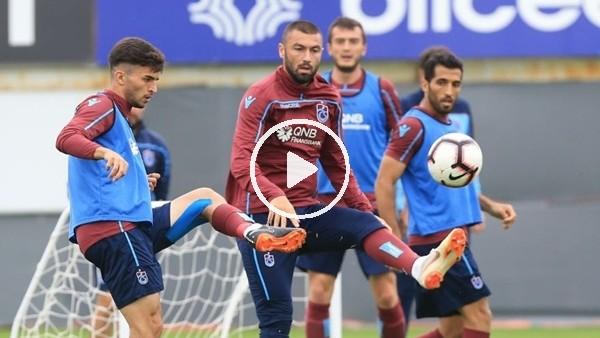 'Trabzonspor'da Göztepe maçı hazırlıkları