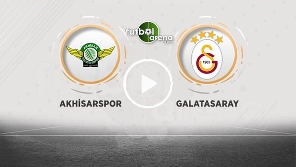 'CANLI - FutbolArena TV'de Akhisarspor - Galatasaray maçı sonrası değerlendirmeler