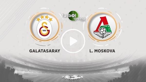 'Galatasaray 3-0 Lokomotiv Moskova maçı sonrası değerlendirmeler