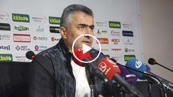 """'Mehmet Altıparmak: """"Hiç beklemediğimiz bir mağlubiyet oldu"""""""