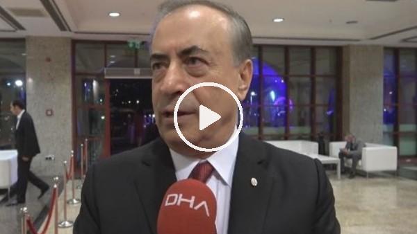 """'Mustafa Cengiz: """"UEFA, EURO 2024'ü futbol ülkesi Türkiye'ye vermeli"""""""