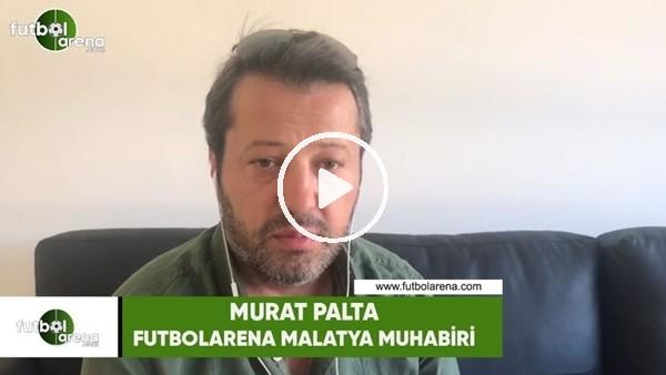 'Yeni Malatyaspor - Çaykur Rizespor maçının ilk yarısından notlar