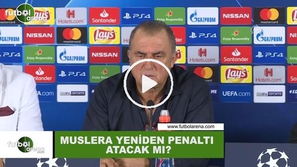 'Muslera yeniden penaltı atacak mı?