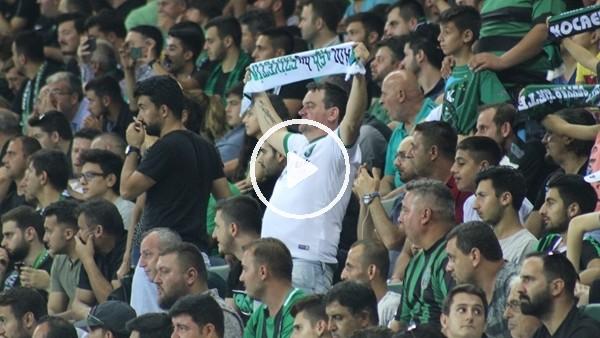 'Kocaelispor yeni stadında ilk maçına çıktı