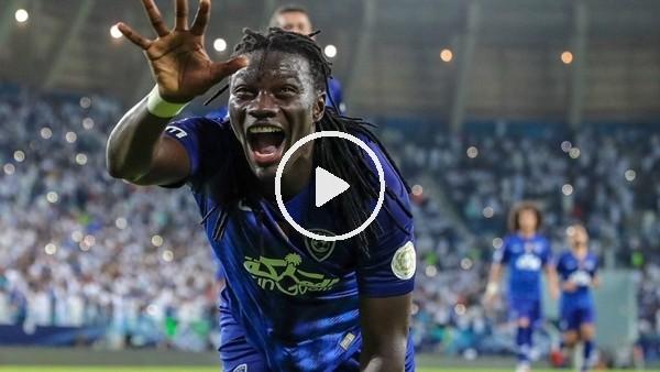 'Bafetimbi Gomis 2 gol birden attı