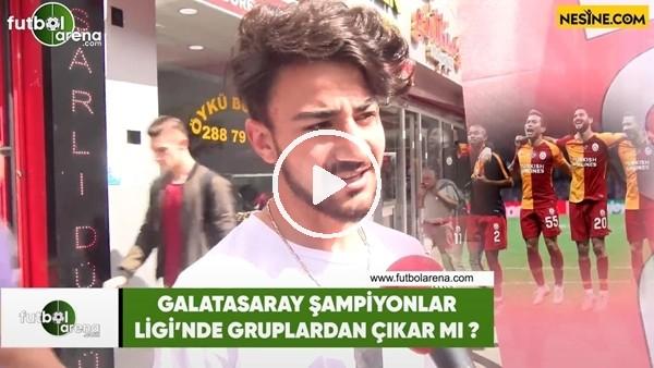 'Galatasaray, Şampiyonlar Ligi'nde gruplardan çıkar mı?