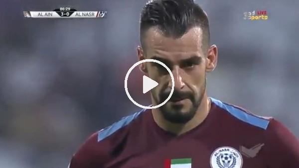 'Negredo ilk maçında penaltı kaçırdı