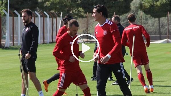 'Sivasspor'da Bursaspor maçı hazırlıkları