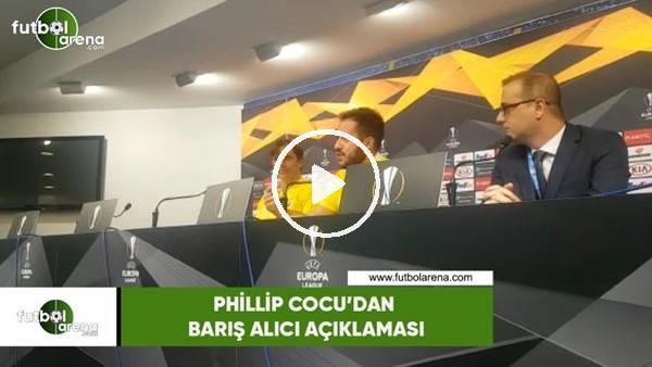 Phillip Cocu'dan Barış Alıcı açıklaması