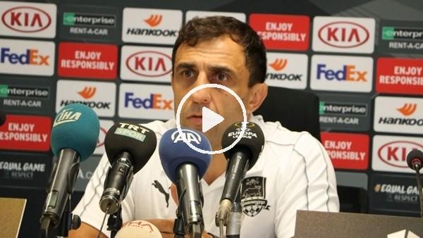 """'Oleg Fomenko: """"Ahkisarspor çok güzel oynadı"""""""