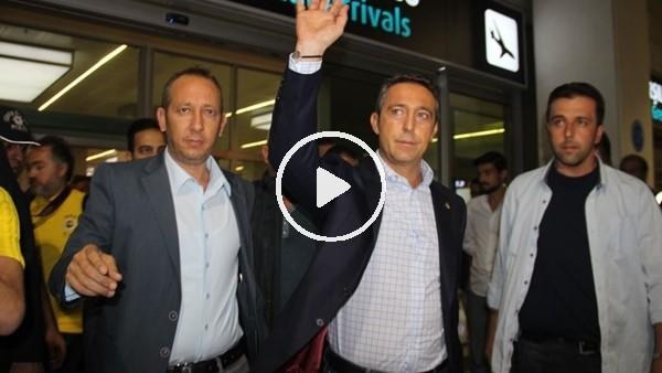 'Fenerbahçe kafilesi Konya'ya geldi