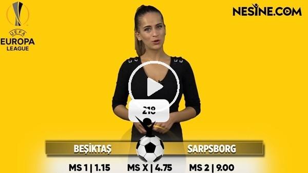 'UEFA Avrupa Ligi maçları Nesine'de! TIKLA & OYNA