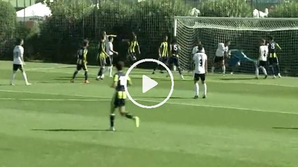 'U21 Ligi'nde Fenerbahçe, Beşiktaş'ı tek golle yendi