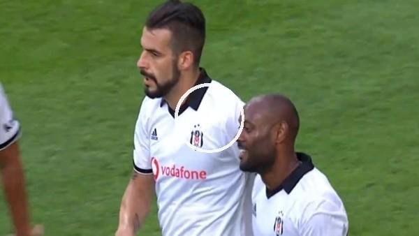 'Negredo'nun Altınordu'ya attığı gol