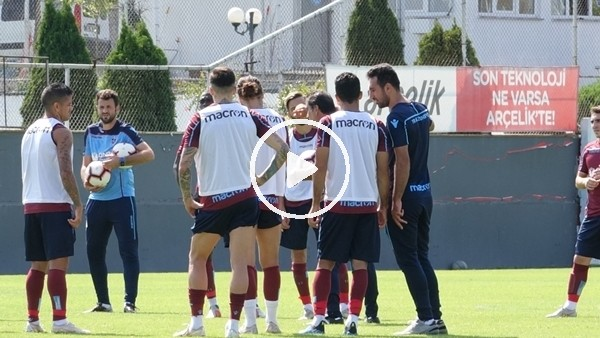 'Trabzonspor'da Sosa ve Toure sevinci