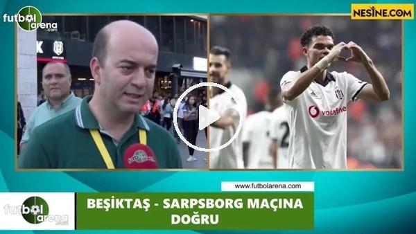 """'Çağdaş Sevinç: """"Beşiktaş'tan farklı bir galibiyet bekliyorum"""""""