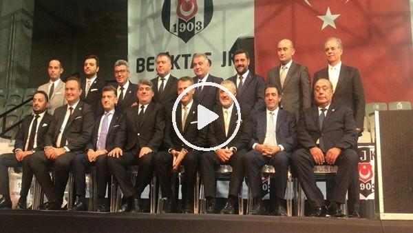'Beşiktaş'ta seçim bitti! Fikret Orman yeniden başkan...