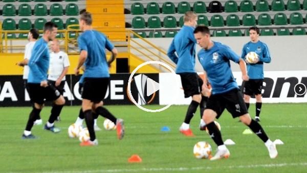 'Krasnodar, Akhisarspor maçına hazır