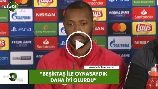 """'Manuel Fernandes: """"Beşiktaş ile oynasaydık daha iyi olurdu"""""""