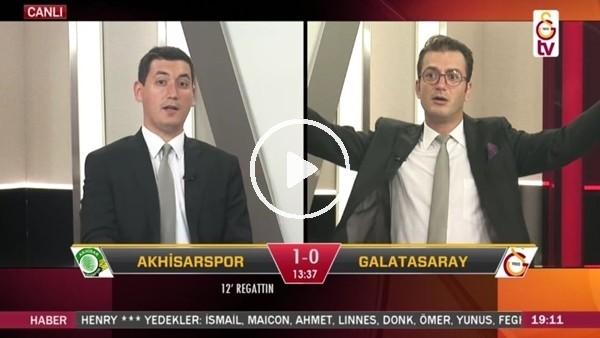 'VAR ile iptal edilen gol sonrası GS TV'de büyük sevinç!