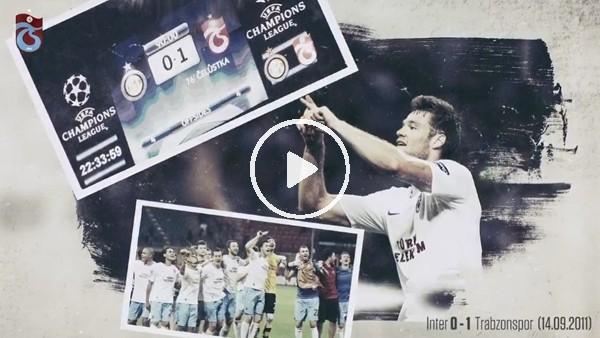 Trabzonspor'dan nostaljik Inter paylaşımı