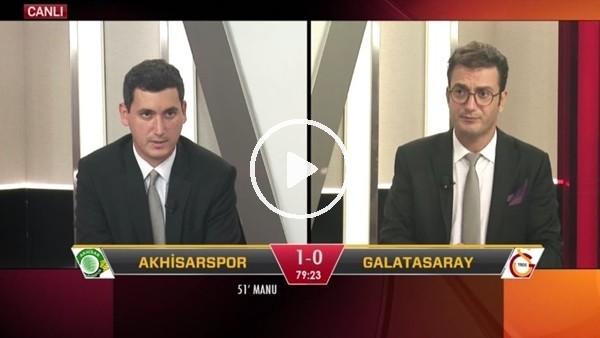 'Güray Vural'un penaltı golünde GS TV!